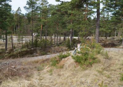 Se kart over Solåsen for noen få ledige tomter