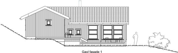 Gøril arkitektskisse ute nr. 2