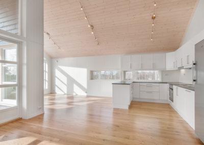 Stue og kjøkken bilde nr. 2